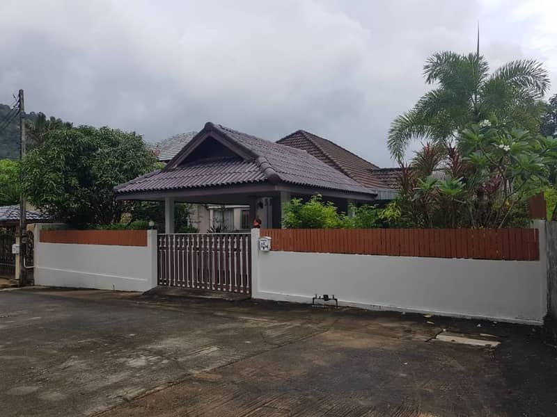House in Phuket City For Sales Very Special Price