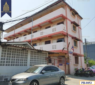 21 Bedroom Apartment for Sale in Lam Luk Ka, Pathumthani - Mahalop apartment 4 floors, Lam Luk Ka, Pathum Thani