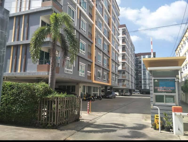 Condo for sale Amata Condominium at a loss of 940,000 baht only. Built in successfully.