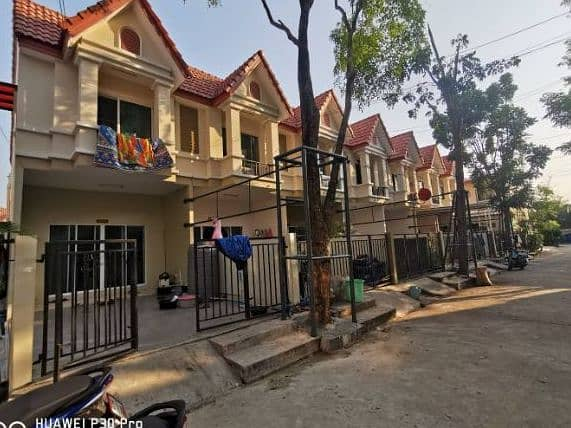 House for rent at Siam Niwet Village 2 Soi 20