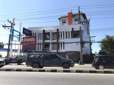 3-storey commercial building for sale with lease from 3BB, Khao Rup Chang, Mueang Songkhla