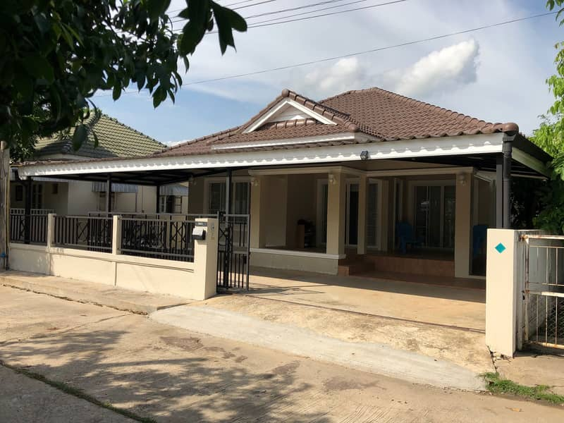 House for sale, Kalasin Province, 60 square wah (promotion, free of transfer fee)