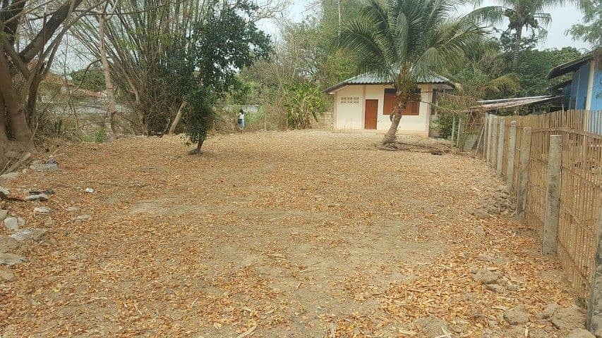 Single crazy with land 84 sq m. Along the river, 499000 baht.