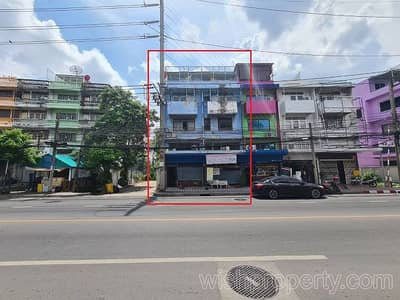 Commercial Building for Sale in Chom Thong, Bangkok - Shophouse for sale on Ekachai Road, 2 booths.