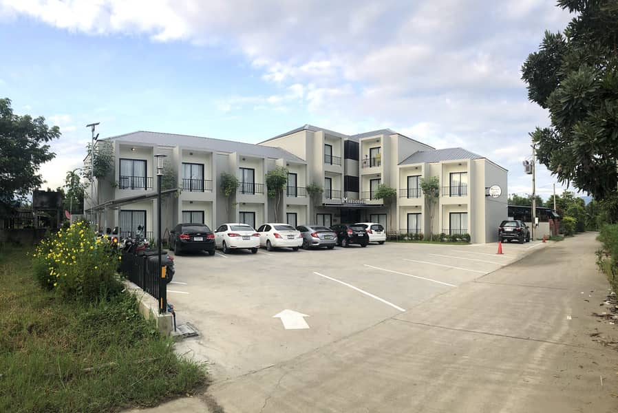 Newly built hotels for sale near Central Festival