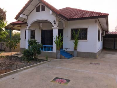3 Bedroom Home for Sale in Nang Rong, Buriram - Single-storey house, area 80-100 square wa. Urgent sale, negotiable price.