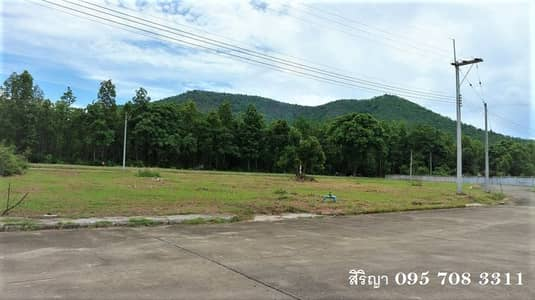 Land for Sale in Mueang Lamphun, Lamphun - Land for sale in Lamphun Mountain view near the city near nature