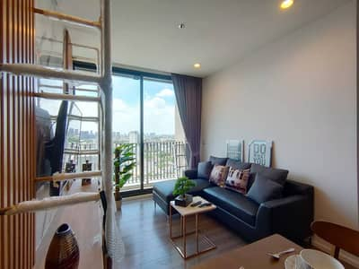2 Bedroom Condo for Rent in Phra Khanong, Bangkok - 2 BR. For Rent at Whizdom Essence Sukhumvit 101 > Close to third 101 shopping mall, Punnawithi Station