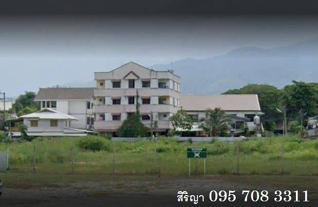 Sell or rent an apartment in the heart of Phra Sing Mueang Chiang Mai Close to Chiang Mai airport Near important places Near tourist attractions