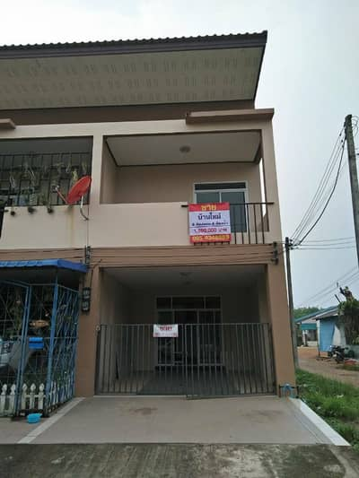 2 Bedroom Townhouse for Sale in Hat Yai, Songkhla - 2-storey new house