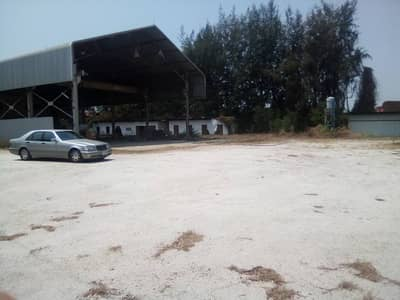 Factory for Rent in Mueang Rayong, Rayong - Workshop for rent with overhead crane, office, car park and toilet available.