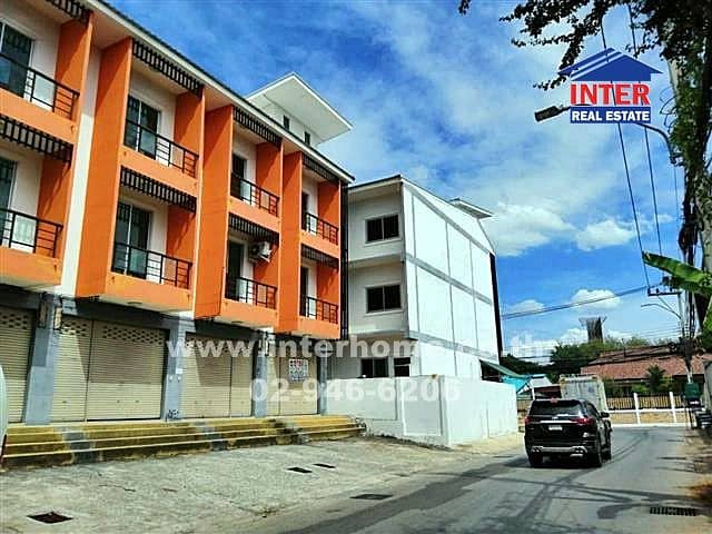 3-storey commercial building near The Mall Korat Mueang Nakhon Ratchasima District, Nakhon Ratchasima Province