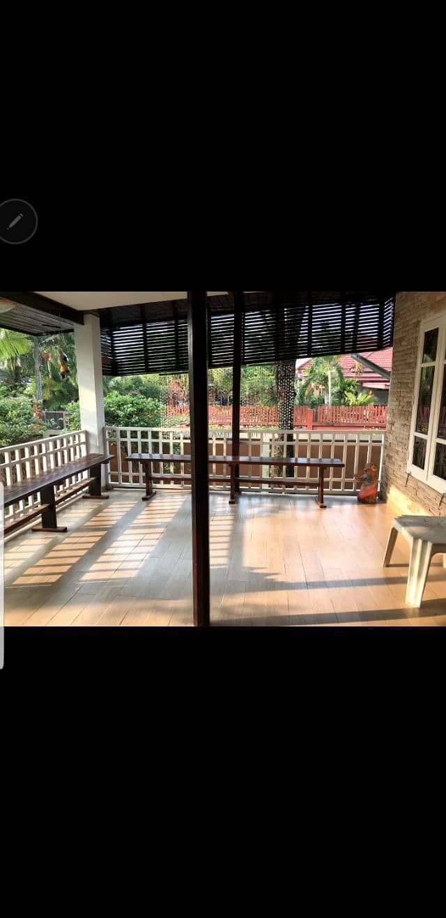 House for rent with furniture or for sale