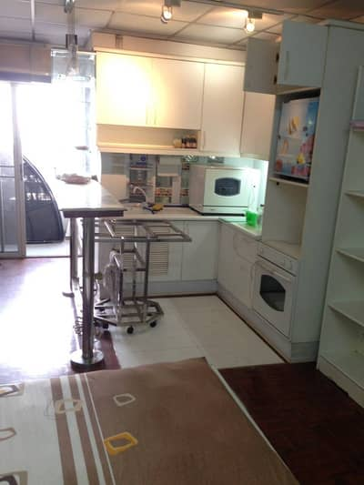 1 Bedroom Condo for Rent in Samphanthawong, Bangkok - Ready to move-in fully furnished Condominium in the middle of Talad Noi Community, near Sri Phraya Pier & China Town