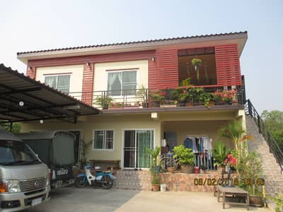 9 Bedroom Home for Sale in Wang Noi, Ayutthaya - 1 houses with land  in the area of 203