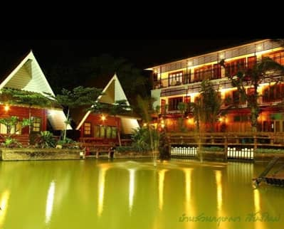 Hotel for Sale in Hang Dong, Chiangmai - Resort near Kad Farang 10 minutes