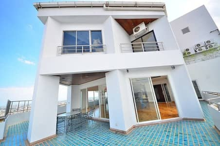 Penthouse for rent and sale at Saichol Mansion – Charoennakorn Road