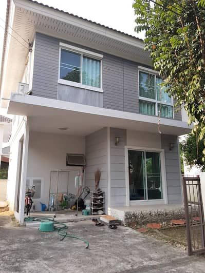 3 Bedroom Apartment for Rent in Min Buri, Bangkok - House For Rent size 50 square wa , 22,000 Bath per Month