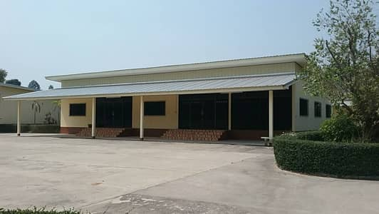 Factory for Sale in Mueang Udon Thani, Udonthani - Land and factory for sale 19 rai 1 ngan 52 square meters