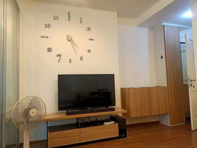 1 Bedroom Condo for Rent in Yan Nawa, Bangkok - Condo for rent at U Delight Rama 3, only 12,000 baht, Chao Phraya river view, size 34 sqm. , 1 bedroom, beautiful view, beautiful room, furniture and electrical appliances, ready to move in