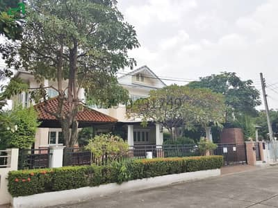 3 Bedroom Home for Rent in Khlong Sam Wa, Bangkok - 2 storey detached house for rent, Murraya Place 3 village, beautiful house, ready to move in