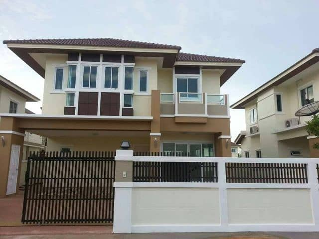 2-storey detached house in the heart of the city, Seesiri Village, Grand Ville, Nakhon Ratchasima a