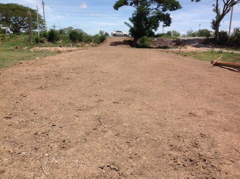 Land for sale, 2 ngan, 10 square meters, near the Asian road