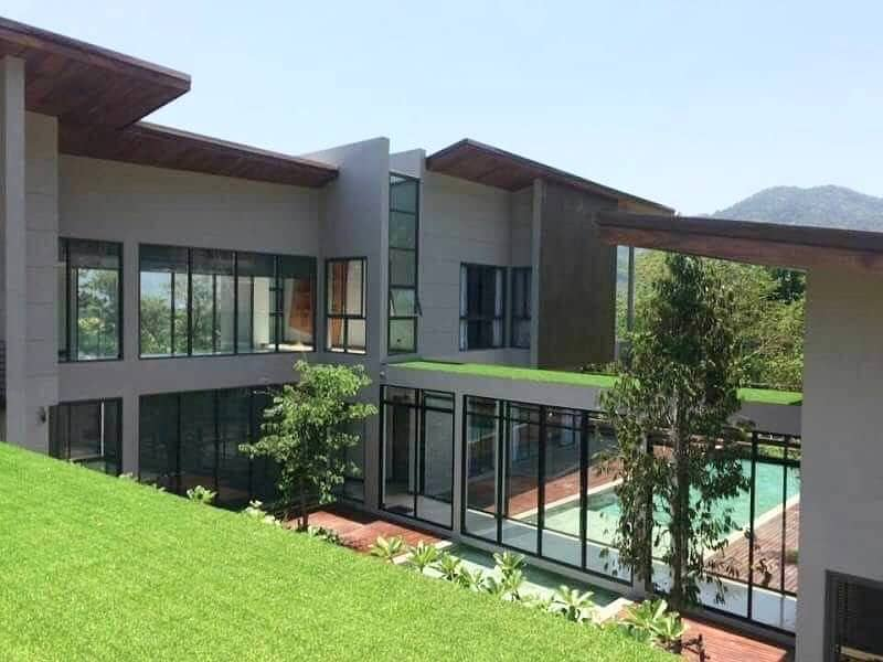 House for sale, luxury villa. With private swimming pool, Kathu District, Phuket