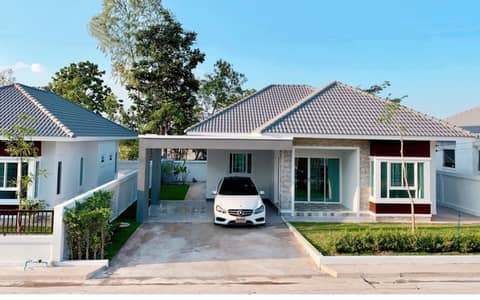 3 Bedroom Home for Sale in Nong Hin, Loei - Beautiful house, ready to move in