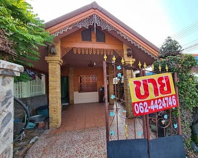2 Bedroom Townhouse for Sale in Bang Pakong, Chachoengsao - BH_01124 House for sale Baan Suay Namsai Bangpakong