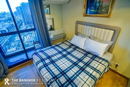 Condo for Sale in Phaya Thai, Bangkok - 💥 Selling loss almost a million 💥 The Editor Saphan Khwai Size 28.5 Floor 15 ++ South view only 4.1 mb !!! Interested call 093-5391562