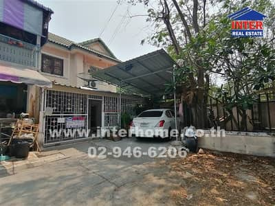 Townhouse for Sale in Bang Nam Priao, Chachoengsao - 1,375,000