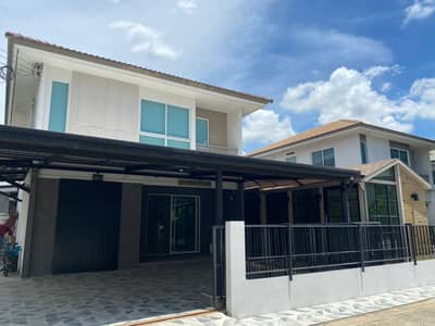 3 Bedroom Home for Sale in Bang Yai, Nonthaburi - House For Sales In Bangyai Nonthaburi
