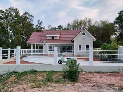 3 Bedroom Home for Sale in Prachantakham, Prachinburi - House for sale opposite Prachantakham Hospital