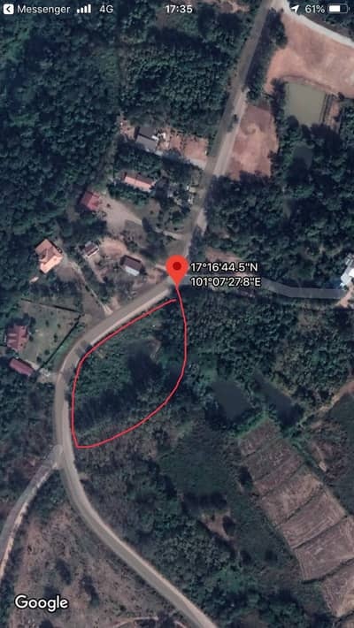 Land for Sale in Dan Sai, Loei - Land for sale
