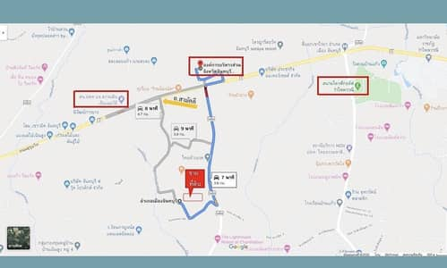 Land for Sale in Mueang Chanthaburi, Chanthaburi - 6 Chanthaburi land plots for sale, Mueang District