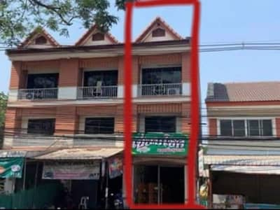 Commercial Building for Sale in Mueang Chiang Rai, Chiangrai - ตึกแถวทำเลดีมาก