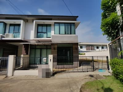 3 Bedroom Townhouse for Rent in Bang Bua Thong, Nonthaburi - N00028 Townhouse for rent The Villa Bangbuathong