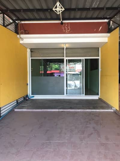 Commercial Building for Sale in San Sai, Chiangmai - Building for sale in front of Mae Jo University, Soi Krung Thai