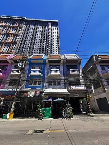 Commercial Building for Sale in Bang Bua Thong, Nonthaburi - NH_01034 Commercial building for sale Rattanathibet Bang Bua Thong near Central Westgate
