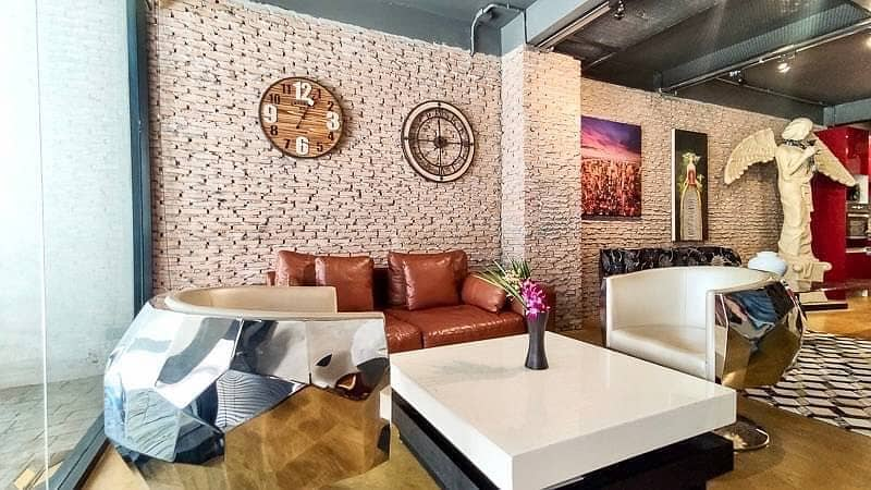 Retro Loft Townhome for sale and rent near Wat Pra Singh