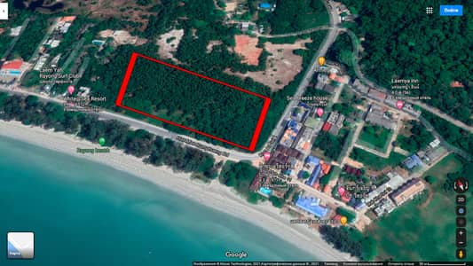 Land for Sale in Mueang Rayong, Rayong - Land 35 Rai near the Sea, Rayong