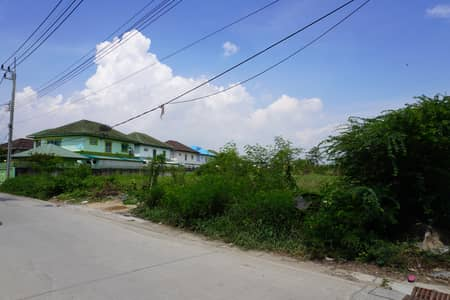Land for Sale in Bang Na, Bangkok - Land for sale bearing srinakarin area 2 rai, width 54 m.
