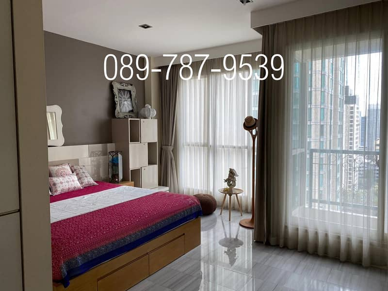 Condo for rent, The Address Chidlom , near BTS Chidlom Station, Central Chidlom