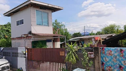Land for Sale in Min Buri, Bangkok - Land for sale on Hathairat Road, 54 square wa