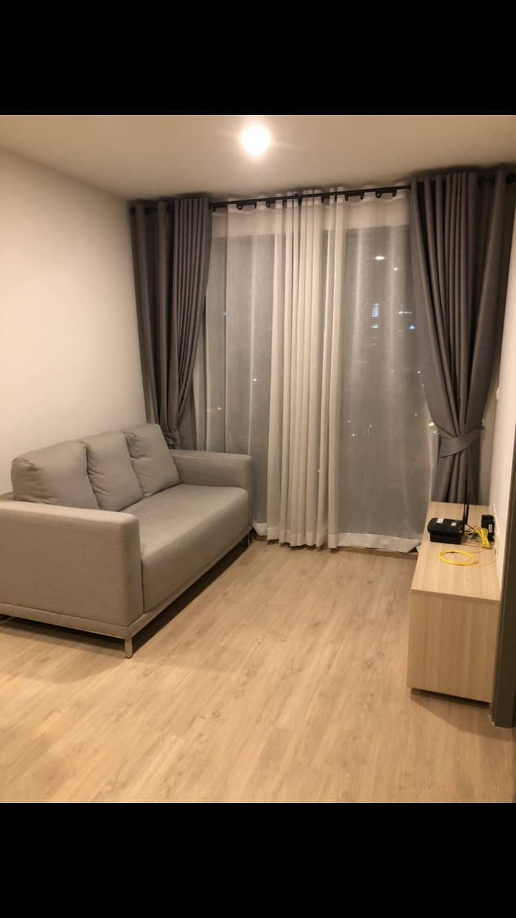 Wonderful High Rise 2-BR Condo at Ideo O2 บางนา