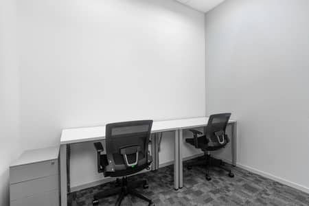 Office for Rent in Mueang Phuket, Phuket - Work your way in a private office for two