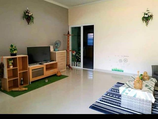 Fully furnished house with furniture for rent, Soi Hua Hin 102