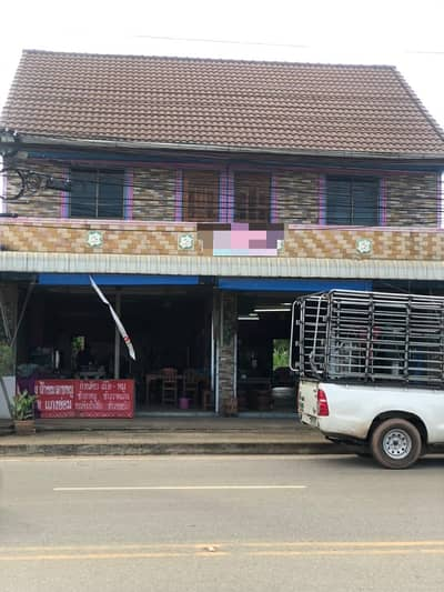 Commercial Building for Sale in Wiang Pa Pao, Chiangrai - ตึก 2 ชั้น