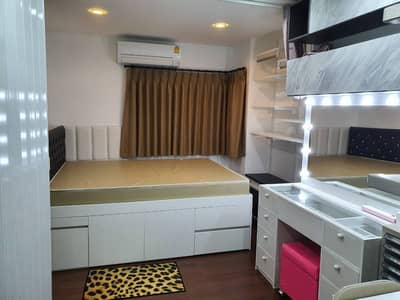 2 Bedroom Condo for Rent in Suan Luang, Bangkok - Condo for Rent Fully Furnish near Moderntrade and BTS Station